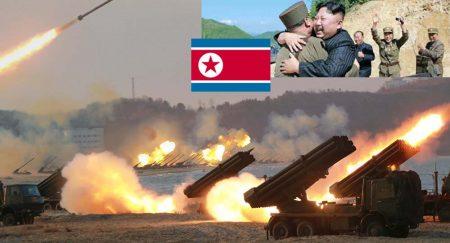 북한은 미사일 발사를 준비하고 있습니다