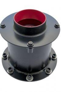Blast valve 125