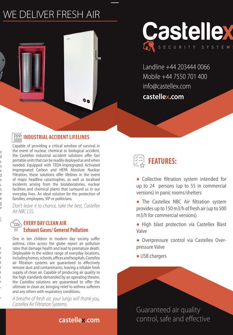 nbcろ過 Castellex Air350