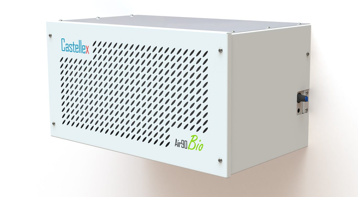 Castellex Air90 Bio air filtration unit