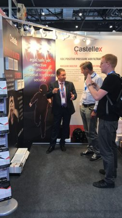 Castellex Nbc Air Filtration At Ifsec International