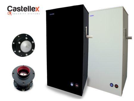 Castellex Nbc Blast Protected Overpressure Valve