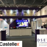 Castellex attends Defence and Security Equipment International DSEi 2017 at ExCel London