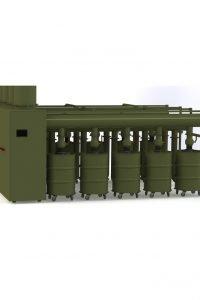 Colpro Cbrn Air Filtration Station Cbrnx10