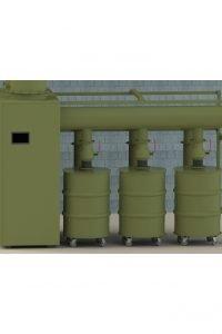 Colpro Cbrn Air Filtration Station Cbrnx3