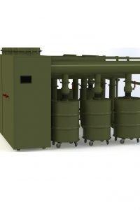 Colpro Cbrn Air Filtration Station Cbrnx6
