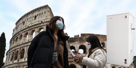 Pandemia Coronovirus Italy