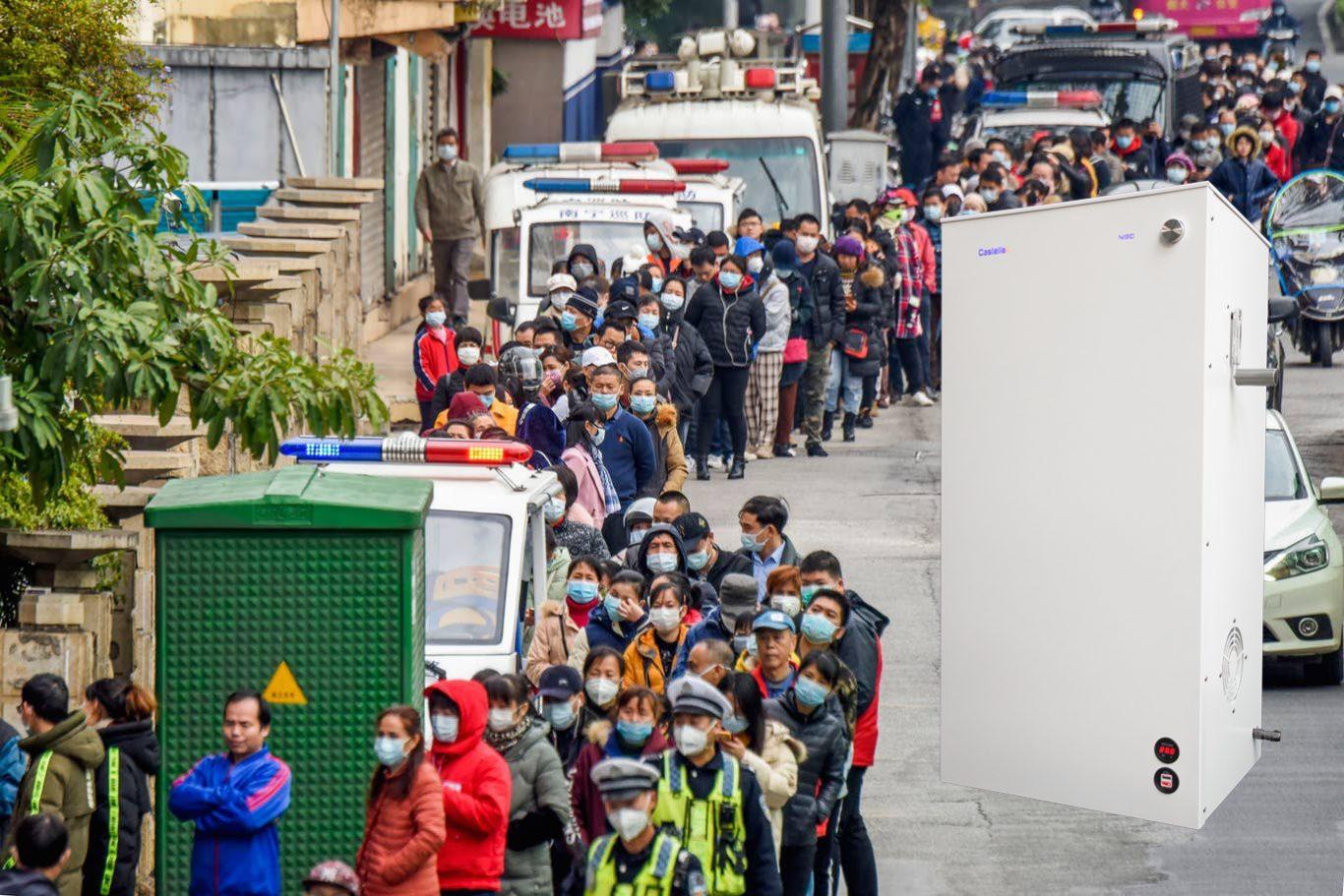 Coronavirus In Wuhan