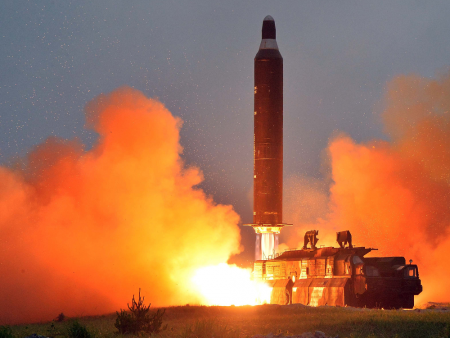 North Korea Missile Tests Were Practice Runs To Hit The Us Military In Japan 11