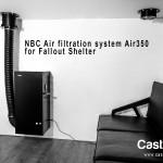 Castellex Air350-black-wall-hang